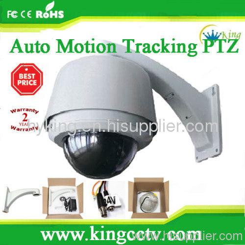 Dome Camera 540tvl Ptz HK SAP8362 PTZ With Auto Motion