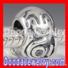 european sterling silver octopus charm beads