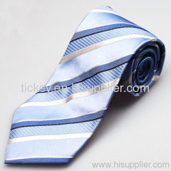 100% polyester skinny woven tie