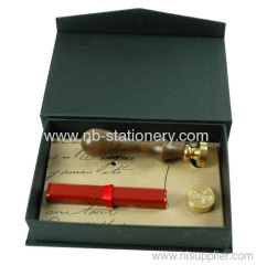 20mm Wood Handle Seal Wax Stamp