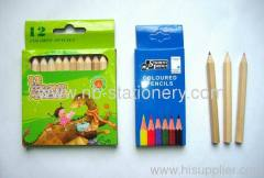 "3.5"" Natural Wood Color Pencil"