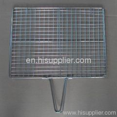 Plain Steel Barbecue Wire Mesh
