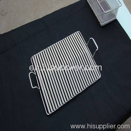 Barbecue Grill Netting /BBQ Wire Mesh galvanized/stainless