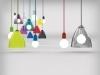 E14 E27 Pendel light plastic ceiling rose lampholder