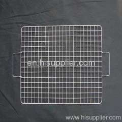 Outdoor cooking wire mesh
