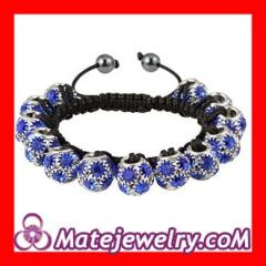 blue tresor paris beaded bracelets