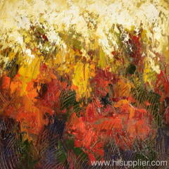 Impressionist home decoration oil painting