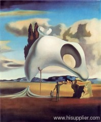Dali famous reproduction oil painting