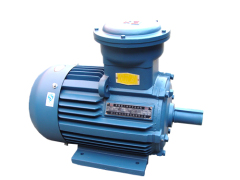 YBD2 series explosion-proof speed-changed induction motor