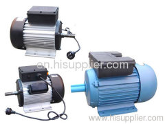 YL series single phase capacitor start and capacitor running electric motor