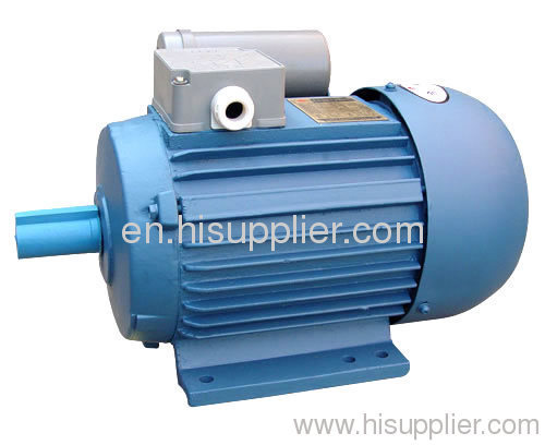 YY series single phase capacitor running electric motor