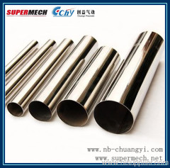 304 Stainless Steel Round Pipe Use In ISO 6432 Mini Pneumatic Cylinder