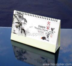 custom desk calendar printing