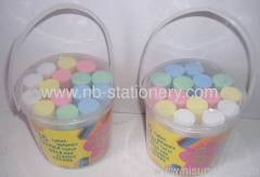 15pcs per bucket Sidewalk Chalk