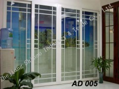 Glass Canteen Door