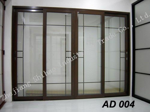 Wood-aluminum Sliding Door