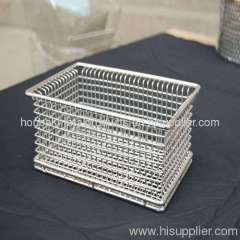 (Mahjong storage usage ) Wire Mesh/Storage/Grocery Basket