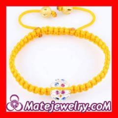 friendship macrame bracelets beads