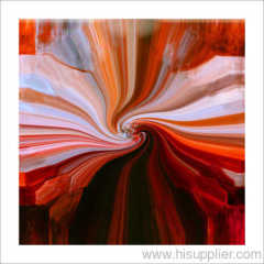 Abstract home decoration art oil painting