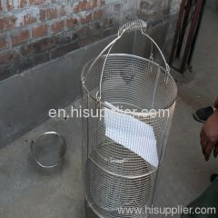 Stainless Steel Basket storage