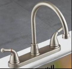 Two-handle CUPC Certificate kitchen mixer