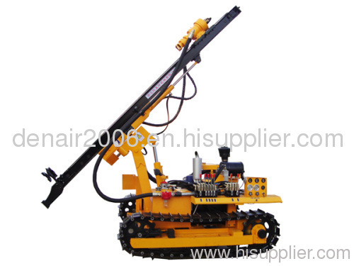 Cawler Drilling Rig