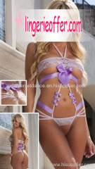 Sexy bodysuit lingerie