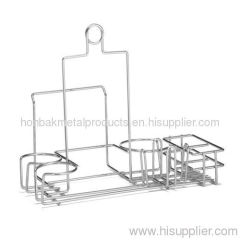Decoration storage metal product