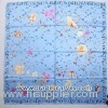 Extra Heavy 100% Silk Twill Large Square Scarf Scarves 060