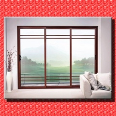 Thermal break sliding doors