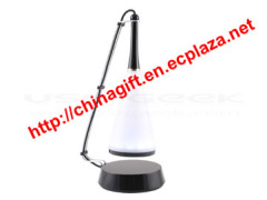 Touch Sensitive LED Lamp with Speaker