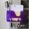 Magnetic hanger for pens