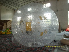 inflatable spheres