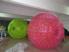 human inflatable hamster ball