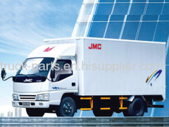 JMC truck spare parts