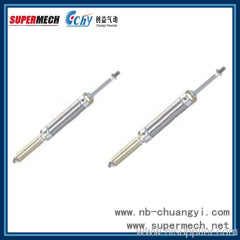 Stainless Steel MINI adjustable double shafts adjustment pneumatic Air Cylinder