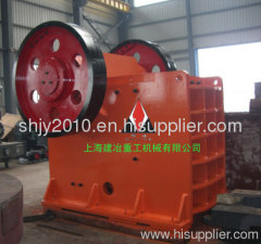 jaw crusher for metal