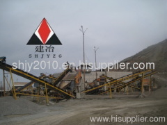 sandstone belt conveyor machine for sale