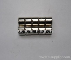 Neodymium Disc Magnets Neodymium rod holding magnets Rare Earth N35 Size:D6X5mm