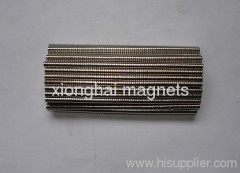 China supplier Neodymium Magnets Small Disc size: D3X1mm Grade N33,N35,N38,N40,N42,N45,N48,N50,N52