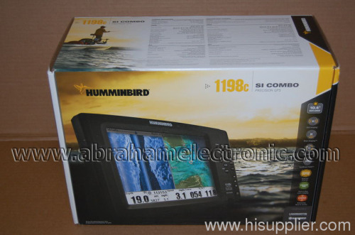 humminbird 1198c si combo