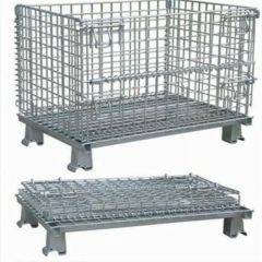 Foldable Wire Mesh container 1200*1000*890mm