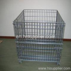 Wire Mesh galvanized Container