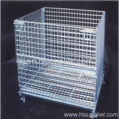 Foldable Wire Mesh bins
