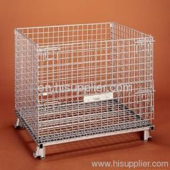 Industrial accessories storage cage
