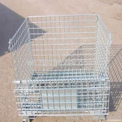 Factory Accessories Wire Mesh Container