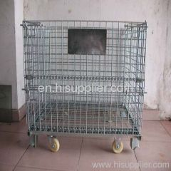collapsible Wire Mesh basket