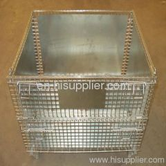 transfer container metal container
