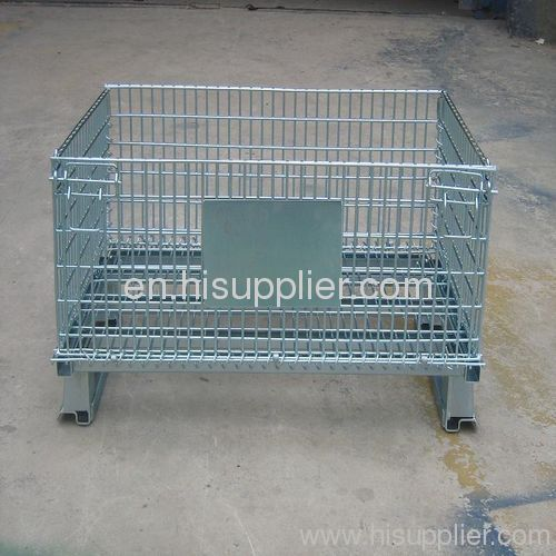 Transferable Container House: Metal Transfer Basket / Container From China Manufacturer