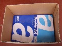Double A A4 Copy Paper 80gsm, 75gsm, 70gsm